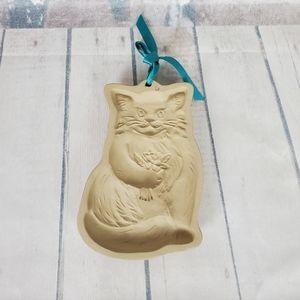1983 Brown Bag Kitten Cookie Mold